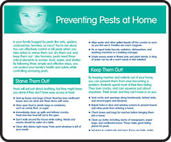 Prevent Pests
