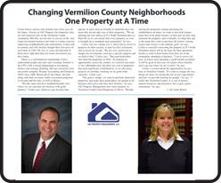 Vermilion Advantage - About JAC Property Management