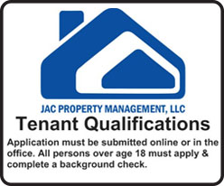 Tenant Qualifications